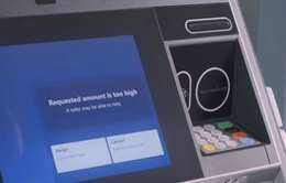 SelfServ - ATM thế hệ mới thay thế giao dịch tại ngân hàng