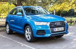 Audi triệu hồi 33 xe Audi Q3 để cập nhật phần mềm hộp điều khiển