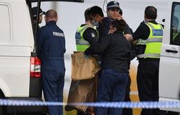 Australia điều tra vụ khủng bố bắt cóc con tin