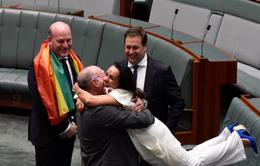 Australia chính thức thừa nhận hôn nhân đồng giới