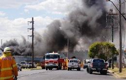 Gần 100 đám cháy rừng xảy ra ở Australia