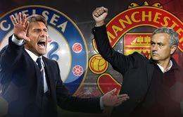 ẢNH: Đội hình kết hợp Chelsea - Manchester Utd