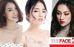 3 hotgirl bất ngờ thế chỗ trong Top 10 The Face Online