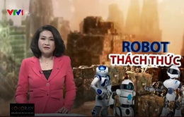 Những lo ngại khi robot dần thay thế lao động con người