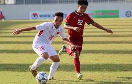 Giải U15 Quốc tế 2017: Lượt trận cuối và cơ hội vô địch của U15 Việt Nam
