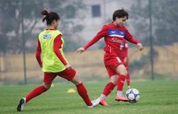ĐT nữ Việt Nam tự tin giành 3 điểm ở trận ra quân vòng loại Asian Cup 2018