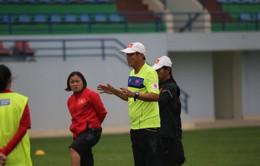 Ngày 3/4, khởi tranh bảng D vòng loại giải bóng đá nữ vô địch châu Á 2018