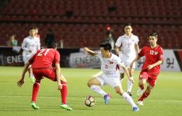 Ngày mai (8/11) bắt đầu trả vé mua qua mạng trận đấu ĐT Việt Nam - ĐT Afghanistan
