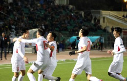 VIDEO: Pha ghi bàn mở tỉ số cho ĐT Việt Nam của Văn Toàn