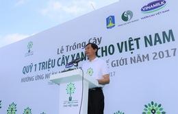 Vinamilk trồng hơn 110.000 cây xanh tại Bà Rịa - Vũng Tàu