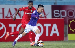 Vòng 18 giải VĐQG V.League: B. Bình Dương 2-0 CLB Hà Nội, XSKT Cần Thơ 2-1 CLB TP HCM, CLB Hải Phòng 3-1 S.Khánh Hòa BVN