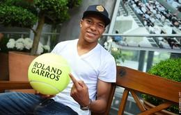 Mbappe dự đoán Nadal vô địch Pháp mở rộng nhưng sẽ ủng hộ tay vợt khác