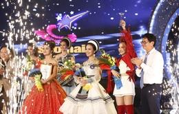 Giây phút vỡ oà cảm xúc chiến thắng của 3 quán quân Sao Mai 2017