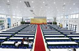 Một vòng quanh Trung tâm báo chí Quốc tế hoành tráng nhất Việt Nam