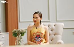 Nữ MC mê thời trang của Bản thiết kế cuộc sống