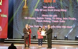 Đài Truyền hình Việt Nam đạt giải A tại giải báo chí Búa Liềm Vàng lần thứ nhất