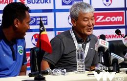 """""""Timor Leste sẽ chơi tốt hơn khi gặp lại Việt Nam tại SEA Games 29"""""""