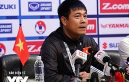 HLV Hữu Thắng: Vũng nước đã cứu cho U23 Việt Nam một bàn thua