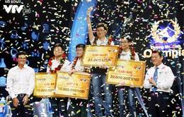Lộ diện 3 độc giả may mắn trúng thưởng cuộc thi dự đoán quán quân Đường lên đỉnh Olympia 2017