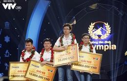 Chung kết Đường lên đỉnh Olympia 2017: Phan Đăng Nhật Minh giành vòng nguyệt quế