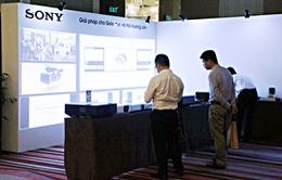 Sony ra mắt giải pháp trình chiếu tiên tiến dành cho giáo dục