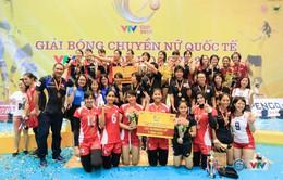 Lời chia tay và cảm xúc của các VĐV tại VTV Cup Tôn Hoa Sen 2017