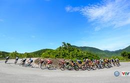 ẢNH: Những khoảnh khắc ấn tượng chặng 5 Giải xe đạp quốc tế VTV Cúp Tôn Hoa Sen 2017, Hà Tĩnh đi Quảng Bình