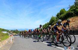 Điểm nhấn chuyên môn sau 6 chặng Giải xe đạp quốc tế VTV Cúp Tôn Hoa Sen 2017