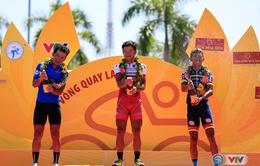 Giải xe đạp quốc tế VTV Cúp Tôn Hoa Sen 2017: Lê Nguyệt Minh giành chiến thắng chặng 8