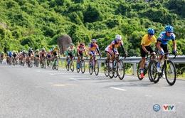 Điểm nhấn sau chặng 11 giải xe đạp quốc tế VTV Cúp Tôn Hoa Sen 2017