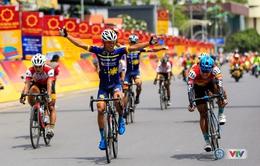 Giải xe đạp quốc tế VTV Cúp Tôn Hoa Sen 2017: Jan Paul Morales giành chiến thắng chặng 11