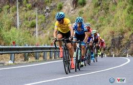 Kết quả chi tiết giải xe đạp quốc tế VTV Cúp Tôn Hoa Sen 2017: Javier Sarda Perez thắng chặng 12, áo vàng đổi chủ
