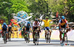ẢNH: Những khoảnh khắc ấn tượng chặng 14 Giải xe đạp quốc tế VTV Cúp Tôn Hoa Sen 2017