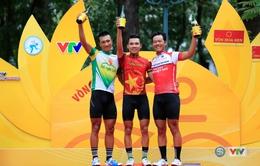 Giải xe đạp quốc tế VTV Cúp Tôn Hoa Sen 2017: Huỳnh Thanh Tùng thắng chặng 14, Jiung Jang giành áo vàng chung cuộc