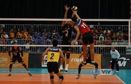 SEA Games 29: ĐT bóng chuyền nam Việt Nam thất bại trước ĐT Indonesia