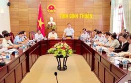 Công bố kết luận thanh tra Chủ tịch UBND tỉnh Bình Thuận