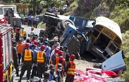 TNGT nghiêm trọng tại Honduras, hàng chục người thương vong