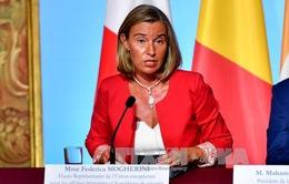 EU tăng cường trừng phạt Triều Tiên