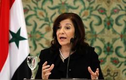Syria khẳng định quyết tâm giành lại toàn bộ lãnh thổ