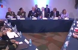 Bộ trưởng Quốc phòng Mỹ - Nhật - Hàn nhóm họp về Triều Tiên