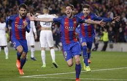 Kết quả lượt về vòng 1/8 Champions League: Barcelona 6 - 1 PSG, Dortmund 4 - 0 Benfica