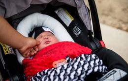 Bé trai sinh ra nặng gần 6,3 kg tại Mỹ