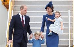 Những điều thú vị về em bé Hoàng gia Anh