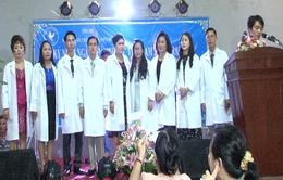 Hội Việt kiều Campuchia thành lập Hội Thầy thuốc Việt Nam