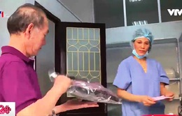 Bệnh viện Bạch Mai mở dịch vụ giặt là giá rẻ