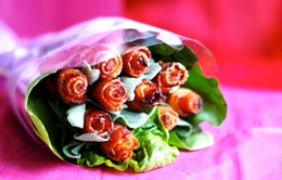 Bó hoa đặc biệt ngày Valentine
