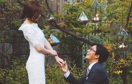 Quá nhanh! Gia đình Bae Yong Joon sắp có thêm thành viên mới