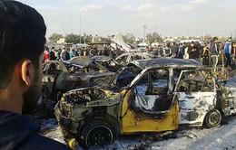 Đánh bom ở Bagdad, Iraq, ít nhất 45 người thiệt mạng