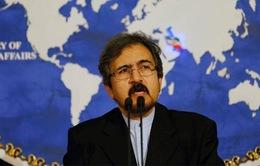 Iran kêu gọi giải quyết khủng hoảng ngoại giao vùng Vịnh