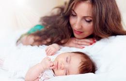 Ưu, nhược điểm của việc cho trẻ ngủ chung với bố mẹ